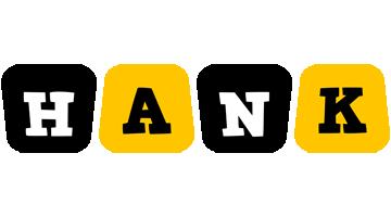 Hank boots logo