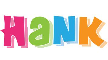 Hank friday logo