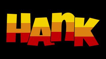 Hank jungle logo