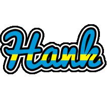 Hank sweden logo