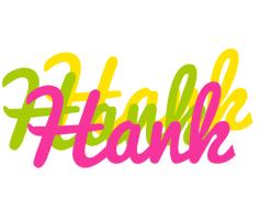 Hank sweets logo