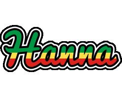 Hanna african logo
