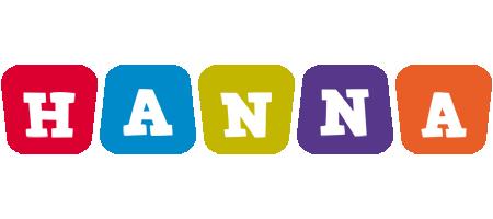 Hanna daycare logo