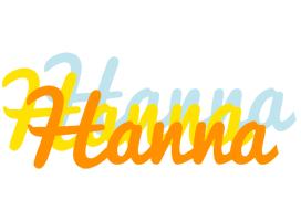 Hanna energy logo