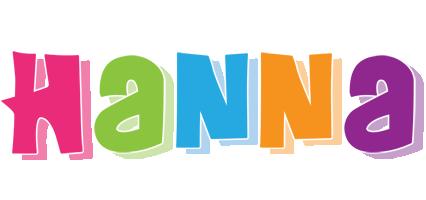 Hanna friday logo