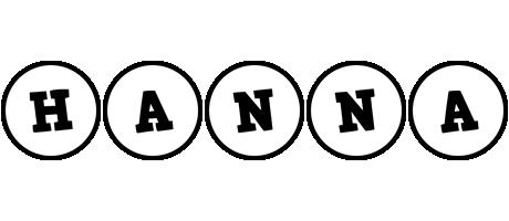 Hanna handy logo
