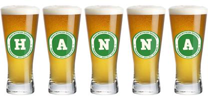 Hanna lager logo