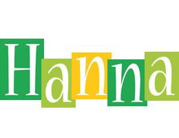 Hanna lemonade logo