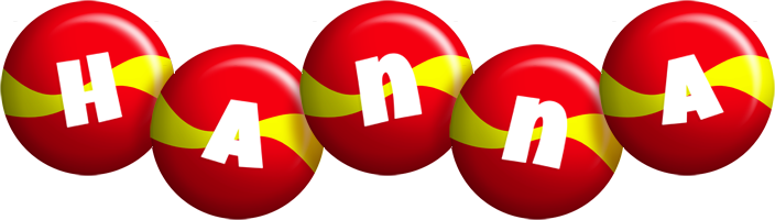 Hanna spain logo