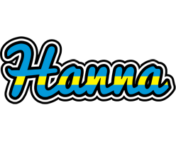 Hanna sweden logo