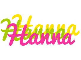 Hanna sweets logo