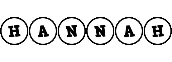 Hannah handy logo
