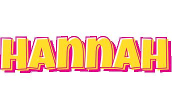 Hannah kaboom logo