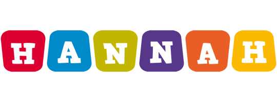 Hannah kiddo logo
