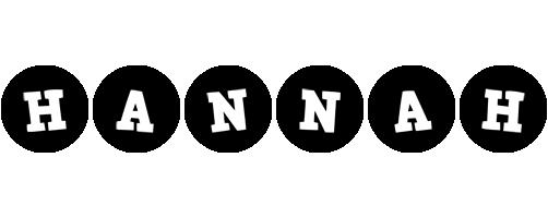 Hannah tools logo