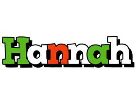 Hannah venezia logo