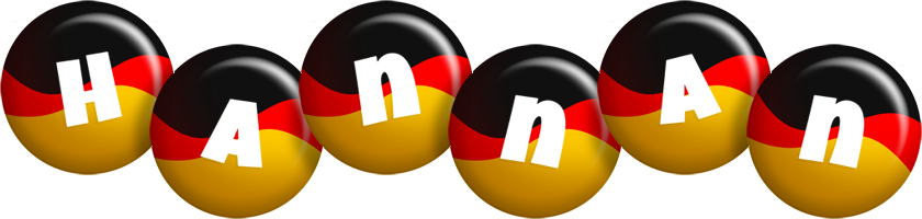 Hannan german logo