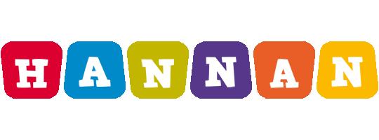 Hannan kiddo logo