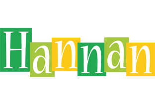 Hannan lemonade logo