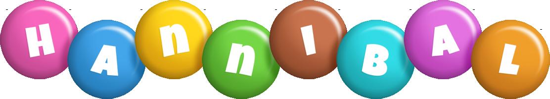 Hannibal candy logo