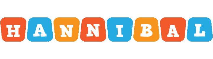 Hannibal comics logo