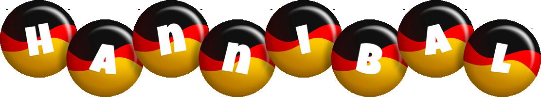 Hannibal german logo