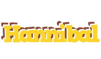 Hannibal hotcup logo