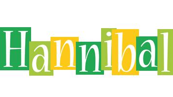 Hannibal lemonade logo