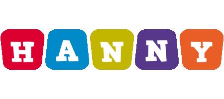 Hanny kiddo logo