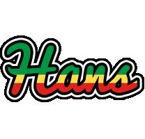 Hans african logo