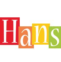Hans colors logo