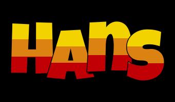 Hans jungle logo