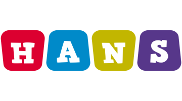 Hans kiddo logo