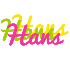 Hans sweets logo