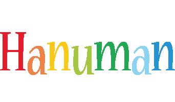 Hanuman birthday logo