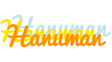 Hanuman energy logo
