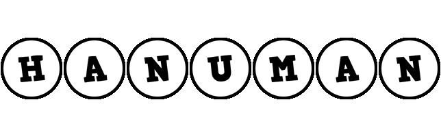 Hanuman handy logo
