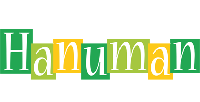 Hanuman lemonade logo