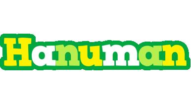 Hanuman soccer logo