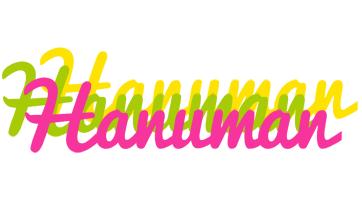 Hanuman sweets logo