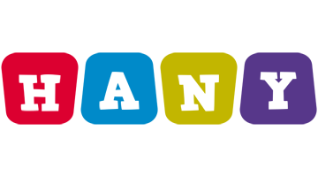 Hany daycare logo