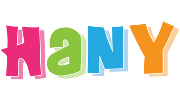 Hany friday logo