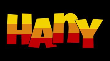 Hany jungle logo