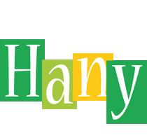 Hany lemonade logo
