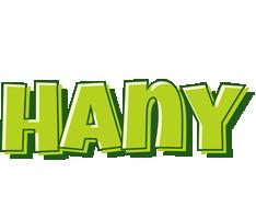 Hany summer logo