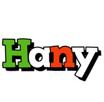 Hany venezia logo