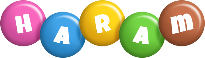 Haram candy logo