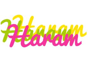 Haram sweets logo