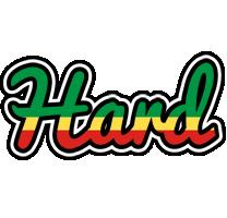 Hard african logo