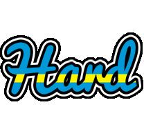 Hard sweden logo